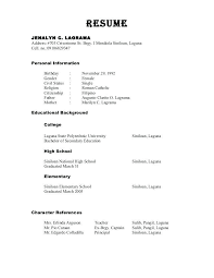 reference resume examples resume examples references examples references resume