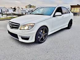A great addition to our already phenomenal inventory, this c class has it all and then. Mercedes Classe C White 2008 Mercedes Benz C300 4matic Awd Keyless Auto U Work U Drive Used The Parking