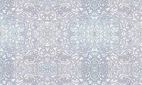 Silver Patterns Simple Zoë Design Metal Work Wall Coverings