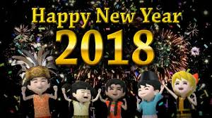 New Year 2018 with Q dees
