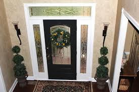 Decorating fiberglass entry doors : Popular Fiberglass Entry Doors with Sidelights | Three Dimensions Lab