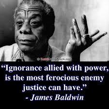 James Baldwin Quote Civil And Human Rights James Baldwin Quotes