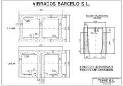 BLOQUES DE HORMIGÓN  ConcretusBloque De Hormigon Medidas