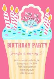 Invitation Templates Birthday Birthday Invitation Templates For Kids Free Greetings Island