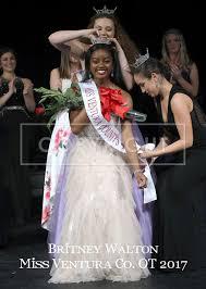 Doug Hikawa Productions   Miss Ventura Co. 2017 Pageant   Britney Walton  (Miss VCOT 2017)