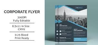 Free Editable Flyer Templates Editable Brochure Template Business Flyer Templates Corporate Design