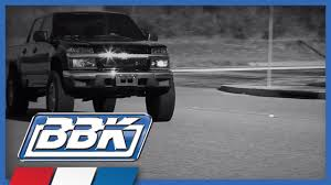 Chevy Colorado VariTune Performance Exhaust System from BBK - YouTube