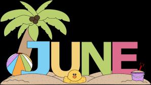 Image result for june clip art