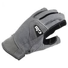 Gill Gloves Size Chart Gill Deckhand Gloves Short Finger