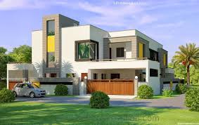 1 k corner plot 2 house design la beautiful house 1 k modern 3d front elevation com dimentia