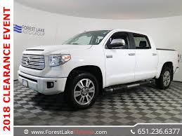 Toyota Tundra In Minnesota For Sale ▷ Used Cars On Buysellsearch
