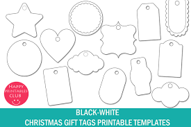 013 Template Ideas Gift Tag Free For Tags Best Printable