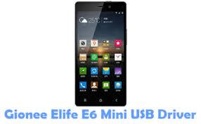 Download Gionee Elife E6 Mini USB ...