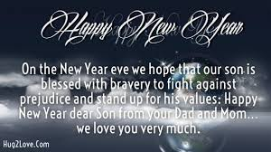 Wishes Quotes Awesome 48 Happy New Year 48 Wishes Quotes For Son Happy New Year 48