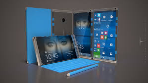 microsoft surface phone leak. surface phone may come with its own laptop accessory. 3-in-1 form factor to be major highlight microsoft leak g