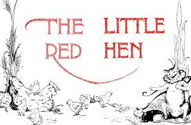Small Picture The Little Red Hen Wikipedia