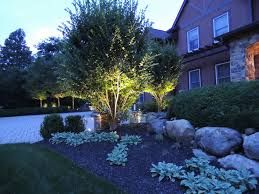 here are a few questions to ask yourself when thinking about landscape lighting
