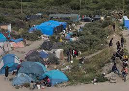 migrant life in calais jungle refugee camp a photo essay uk  migrant life in calais jungle refugee camp a photo essay