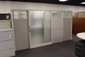 Image of: Office Cubicles with Doors Ideas