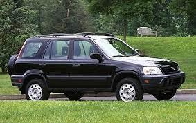 Honda crv reg kbv 2000cc loaded buy n drive contact no sameer yousuf visit today to view this unit. 2000 Honda Cr V Review Ratings Edmunds