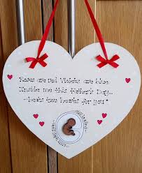 personalised fathers day new daddy to be couple baby p poem gift heart plaque