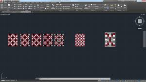 Quilt Cad Pattern Design Software Autocaddesigniterations Autocad Blog