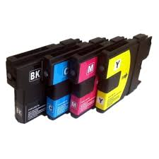 Us 7 16 30 Off Ink Cartridges Compatible For Brother Lc 1100 Lc11 Lc16 Lc38 Lc65 Lc980 Dcp 385c Dcp 390cn Dcp 395cn Dcp 535cn Dcp 585cw In Ink