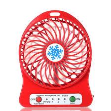 Generic Mini ventilateur ventilateur lumière <b>LED Portable Mini</b> ...