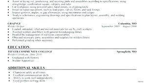 Welder Resume New Welding Resume Objective Welding Resume Examples Welder Resume