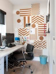 office pinboard. Inspiration For A Contemporary Freestanding Desk Medium Tone Wood Floor Home Office Remodel In Vancouver With Pinboard