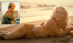 Marilyn Monroe's final photoshoot by George Barris before she died ...
