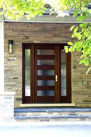 modern glass front doors. Modern Glass Exterior Doors Contemporary Door Entry With Front Porch O