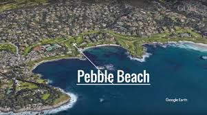 Designer Of Pebble Beach Golf Course Check Out These Mesmerizing 3d Images Of Pebble Beach