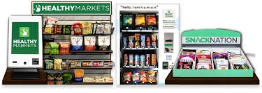 Best Healthy Vending Machine Franchise Beauteous Healthy Vending Machines Snack Delivery In Fairfax VA