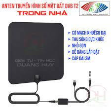 Anten cho tivi tích hợp DVB-T2 Hùng Việt AT-789