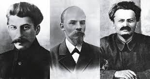 lenin and stalin lenin stalin y trotski
