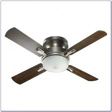 furniture 44 flush mount ceiling fan with light hugger fans lights regarding hugger ceiling fan with