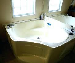 Bathtub With End Apron Awesome Bathtub With Tile Around 58 Tiny ...