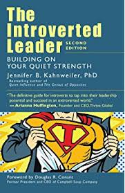 the introverted leader building on your quiet strength