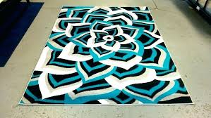 turquoise throw rug c australia