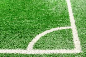 download white corner field line on artificial green grass of soccer stock photo image green grass soccer field84 green
