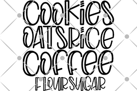 Free svg cut files for cricut crafters. Making Pantry Labels With Your Cricut Free Svg Files Seelindsay