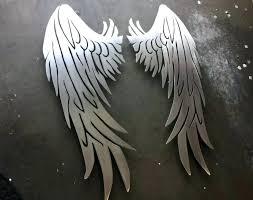 angel wing wall art metal angel wings wall decor art angel wing wall art modest design