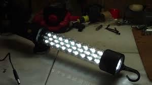 Commercial Electric 30 Led Handheld Work Light Craftsman Led Work Light