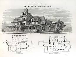 New Victorian Homes Plans Victorian Homes House Plans  large