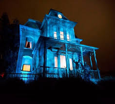 haunted house lighting ideas. halloween lighting haunted foresthaunted houseshalloween house ideas g