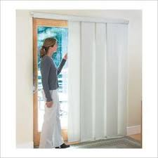 sliding door vertical blinds. Sheerweave Sliding Panels -- These Look So Much Better Than Traditional Vertical Blinds Door A
