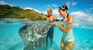 Cook Islands and Society Islands ...