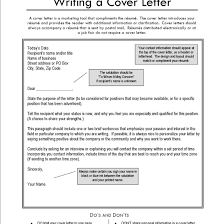 How To Write An Effective Cover Letter Bbq Grill Recipes For Guide