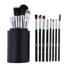 black makeup brush. makeup brushes · complete black brush pot e